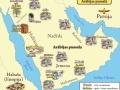 Senās civilizācijas Arābijas pussalā. Starp tiem arī Samūdi, Adīti un Madjan iedzīvotāji, kuri visi ir pieminēti Kurānā