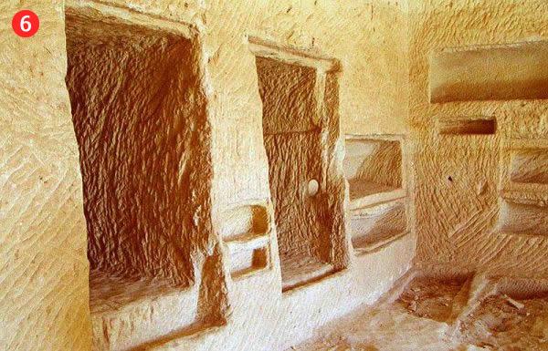 Samūdi tika iznīcināti ar briesmīgu kliedzienu, un no viņiem ir palikušas tikai viņu klintīs izcirstās mītnes