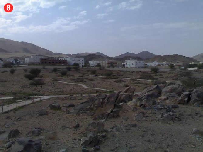Vieta, kurā kādreiz notika kauja pie Badra