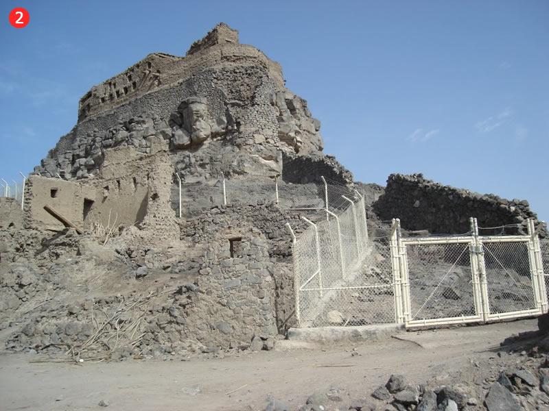 Haibara oāzē atradās septiņi cietokšņi, kuru ieņemšana prasīja piecpadsmit dienas un naktis