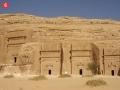 Madain Salih ir vieta, kurā dzīvoja vairākās Kurāna vietās minētā Samūdu cilts