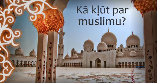 ka klut par muslimu