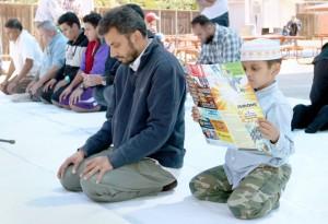 Aicinajums uz islāmu sākas ar ģimeni