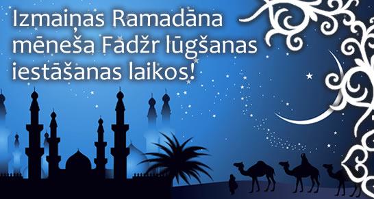 ramadana fadzhr