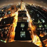 karachi at night