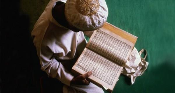 MuslimBoyReadingTheQuran