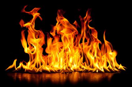 Fire-flames