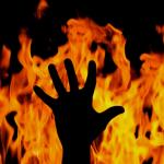 hellfire-hand