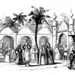 Traditional Arabia : Street Scene